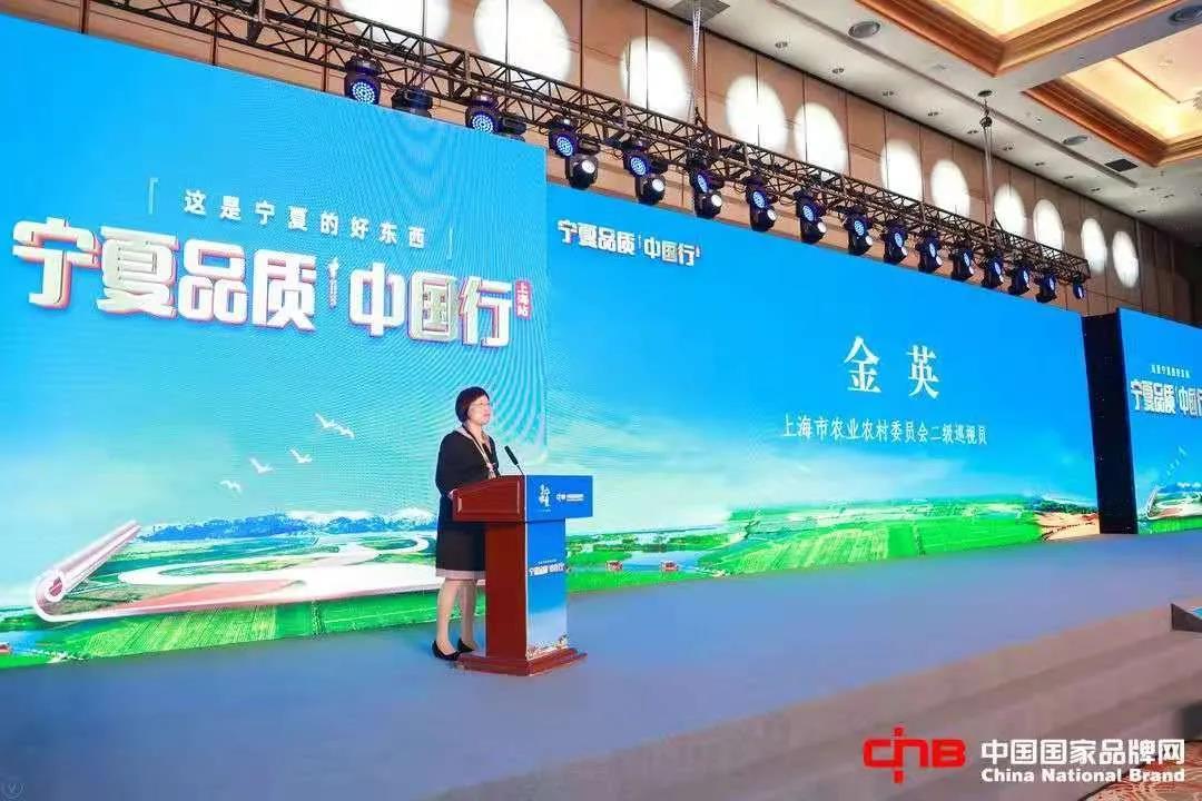 打响宁夏牌,引领新发展,宁夏品质中国行(上海站)隆重举行(图5)